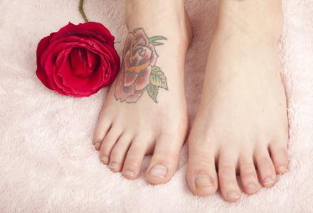 piele tatuata