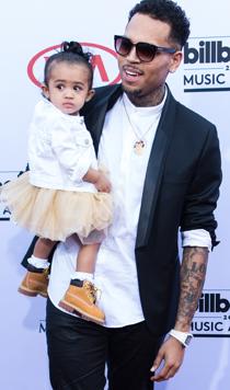 chris si fiica lui