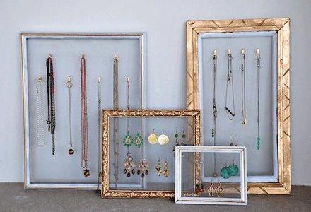 suport ingenios pentru bijuterii