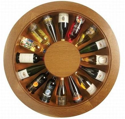 suport pentru vin multifuntional