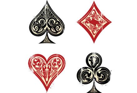 simboluri carti de joc