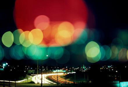 luminile orasului