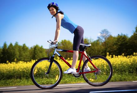 mersul pe bicicleta calorii