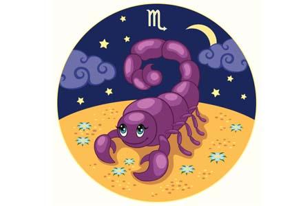 zodia Scorpion copii