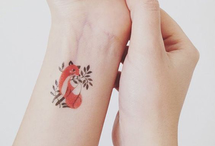 tatuaj_vulpe