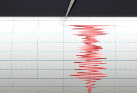 depistarea cutremurului