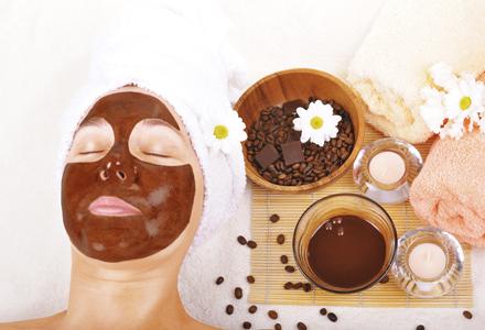 Zat de cafea cu ulei de masline
