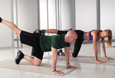 exercitiu pentru posterior