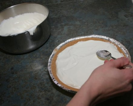Placinta cu iaurt