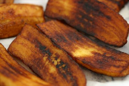 Banane prajite