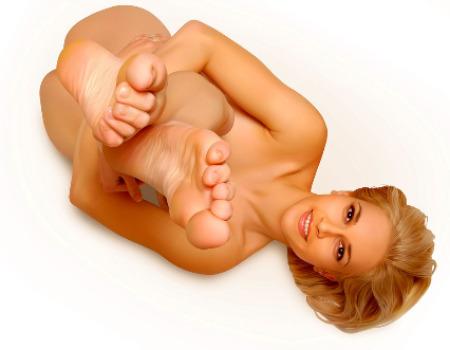 femeie relaxata