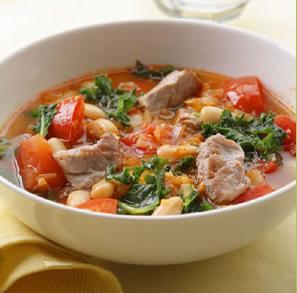 Supa de porc