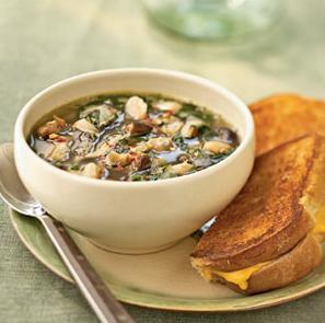 Supa spanac