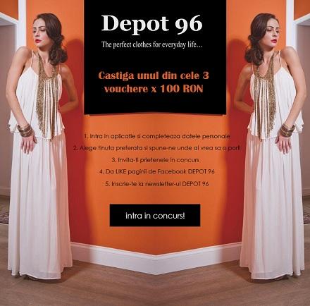 Depot 96 concurs DivaHair
