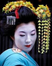 Coafuri Japoneze Moderne