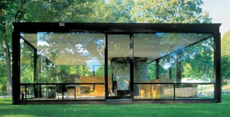 Glass House Case Terase Acoperite
