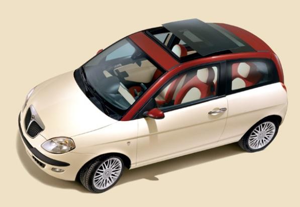 Top 10 masini pentru femei - Lancia y diva 2010 ...