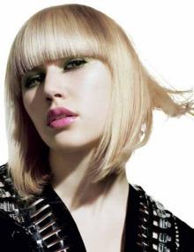 poza par vopsit blond