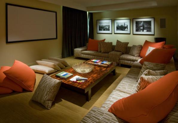 poza decoratiuni interioare sufragerie