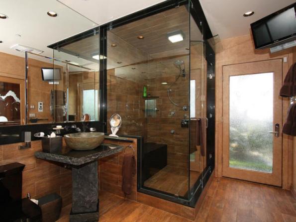 poza decoratiuni interioare baie