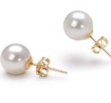 poza cercei cu perle de apa dulce