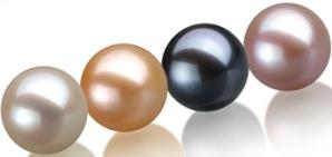 poza perle in diferite culori