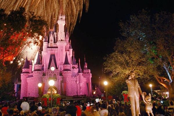 poza Revelion in Orlando