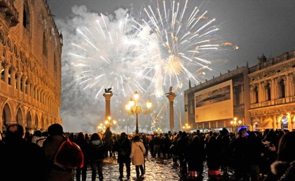 poza Revelion in Venetia