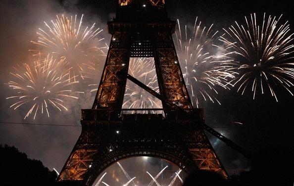 poza Revelion in Paris