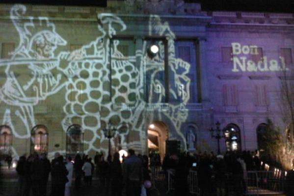 poza revelion in Barcelona