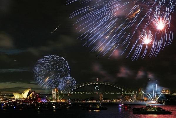 poza revelion in Sydney