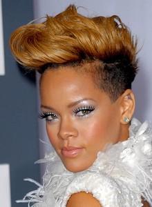 Rihanna, ianuarie 2010
