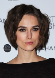 Keira Knightley, octombrie 2010
