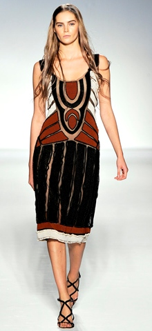 rochii primavara vara 2012