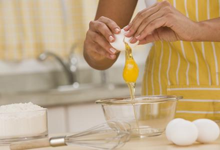 Vitamina D se gaseste in galbenusul de ou!