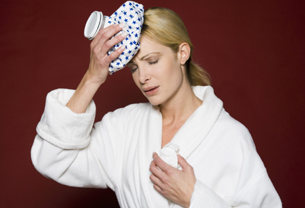 Migrenele afecteaza multe femei!