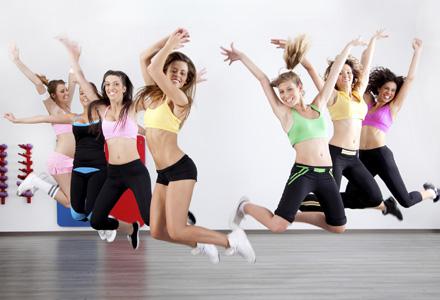 exercitii aerobic