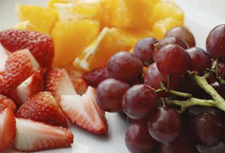 fructe cu flavonoide