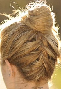 french back braid