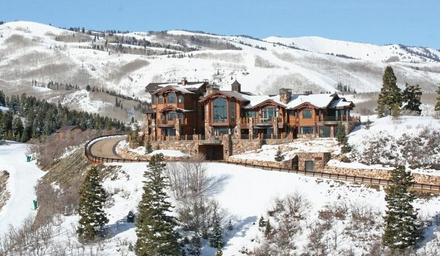 destinatii vacanta lux ski vila