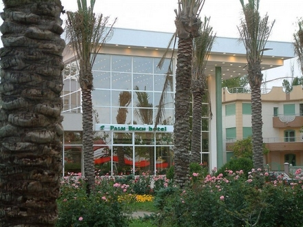 hotel palm beach 5 stele mamaia litoral 2011 cazare