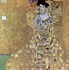 portret adele bloch bauer gustav klimt cea mai scumpa pictura din lume