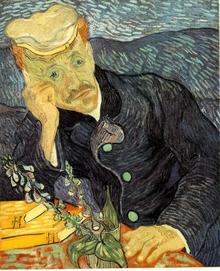 Portretul dr. gachet vincent van gogh cea mai scumpa pictura din lume