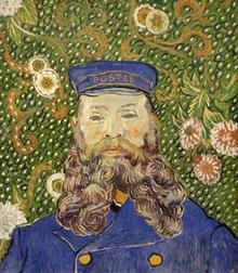 portretul lui joseph roulin vincent van gogh cea mai scumpa pictura din lume
