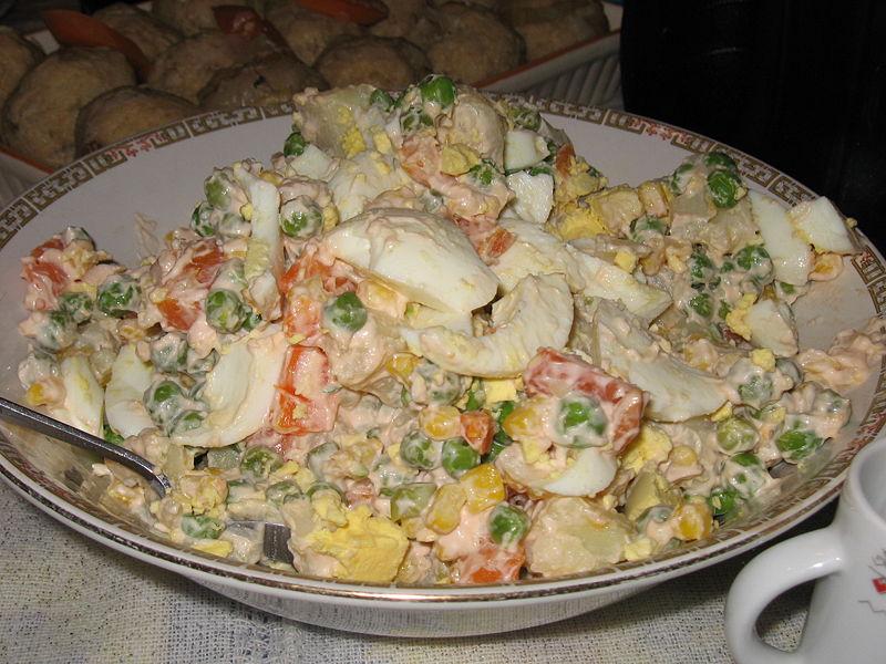 Retete salate aperitiv