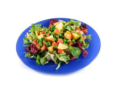 Salata mazare