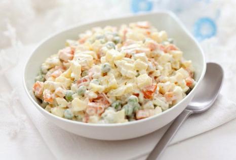 Retete de salate aperitiv