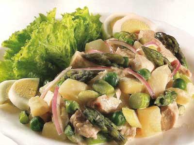 Salata de piept de pui