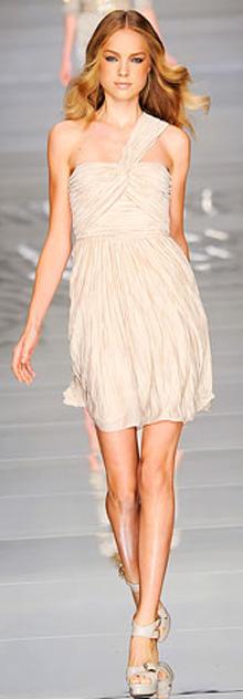 Модные сарафаны 2012г