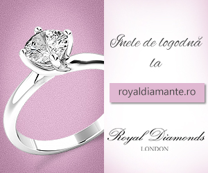 inele de logodna cu diamant create manual de Royal Diamante